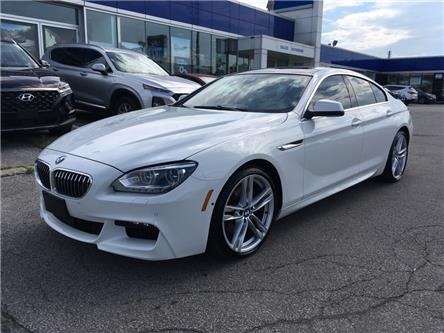 2013 BMW 650i xDrive Gran Coupe (Stk: 27682B) in Scarborough - Image 1 of 17