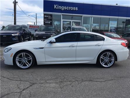 2013 BMW 650i xDrive Gran Coupe (Stk: 27682B) in Scarborough - Image 2 of 17