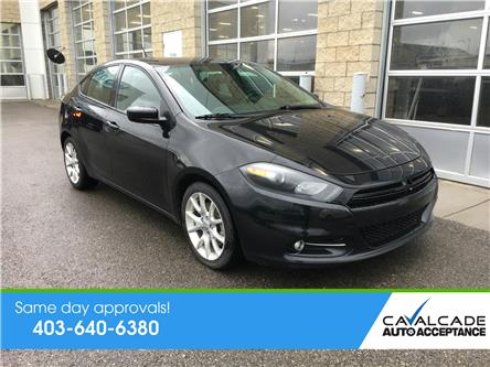 2013 Dodge Dart SXT/Rallye (Stk: R59823) in Calgary - Image 1 of 18