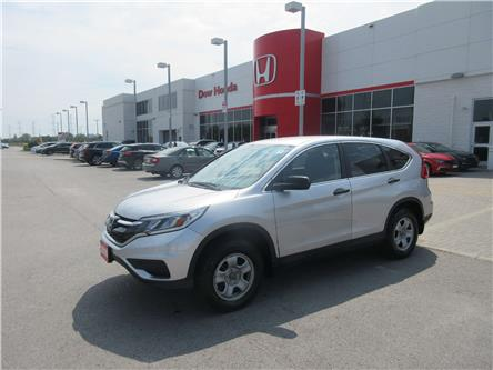 2016 Honda CR-V LX (Stk: 26881L) in Ottawa - Image 1 of 11