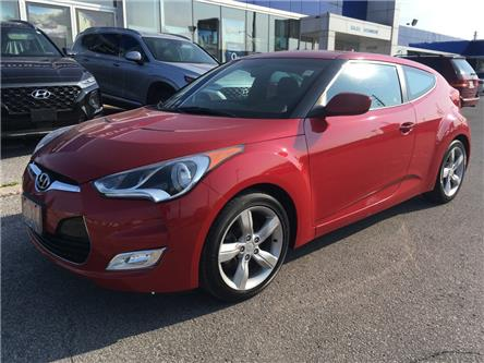 2014 Hyundai Veloster Base (Stk: 28198A) in Scarborough - Image 1 of 8
