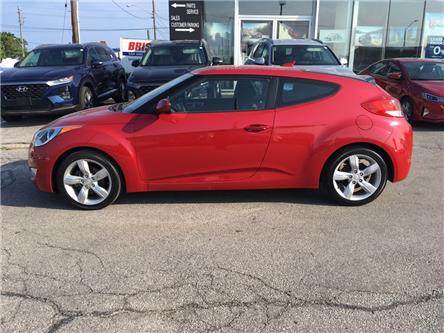 2014 Hyundai Veloster Base (Stk: 28198A) in Scarborough - Image 2 of 8