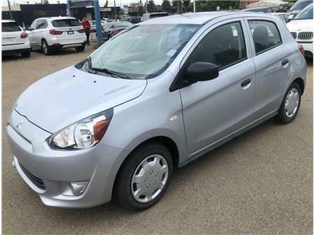 2015 Mitsubishi Mirage ES (Stk: P0949) in Edmonton - Image 2 of 11