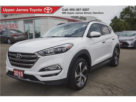 2016 Hyundai Tucson  (Stk: 81106) in Hamilton - Image 1 of 21