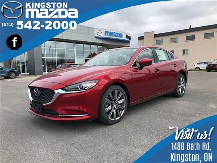 2018 Mazda MAZDA6 Signature (Stk: 18C195) in Kingston - Image 1 of 16