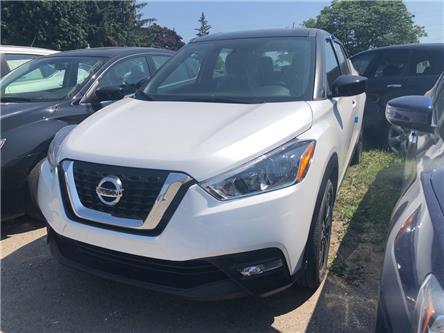 2019 Nissan Kicks SV (Stk: KL536123) in Whitby - Image 1 of 4