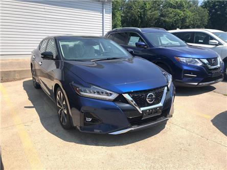 2019 Nissan Maxima Platinum (Stk: KC381917) in Whitby - Image 2 of 4
