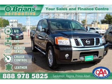 2012 Nissan Titan PRO-4X (Stk: 12268A) in Saskatoon - Image 1 of 22
