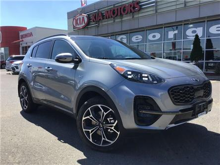2020 Kia Sportage SX TURBO | $248 BI-WEEKLY | LOADED | (Stk: NOUSPSX) in Georgetown - Image 2 of 34