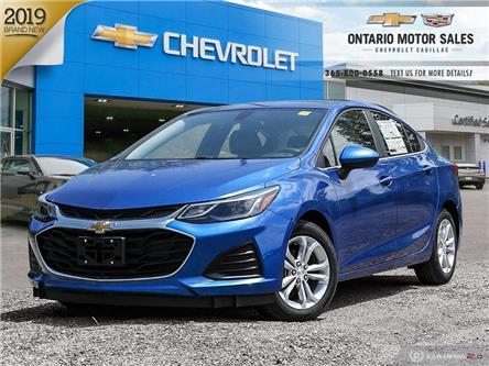 2019 Chevrolet Cruze LT (Stk: 9138291) in Oshawa - Image 1 of 19