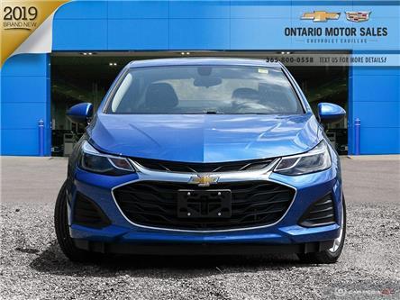 2019 Chevrolet Cruze LT (Stk: 9138291) in Oshawa - Image 2 of 19