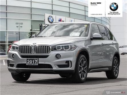 2017 BMW X5 xDrive35i (Stk: T687295A) in Oakville - Image 1 of 25