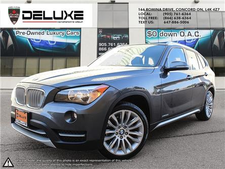 2013 BMW X1 xDrive28i (Stk: D0603) in Concord - Image 1 of 20