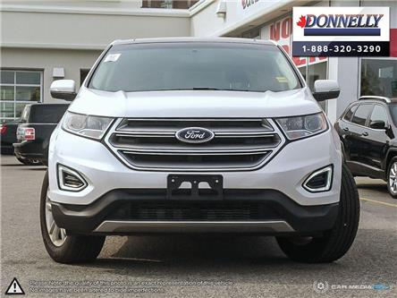 2018 Ford Edge SEL (Stk: PLDUR6186) in Ottawa - Image 2 of 30