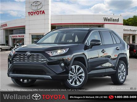 2019 Toyota RAV4 Limited (Stk: RAV6680) in Welland - Image 1 of 24