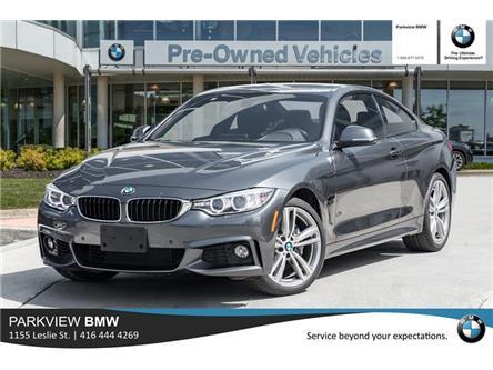 2017 BMW 440i xDrive (Stk: 41431A) in Toronto - Image 1 of 21