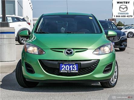 2013 Mazda Mazda2 GX (Stk: 190268A) in Whitby - Image 2 of 27