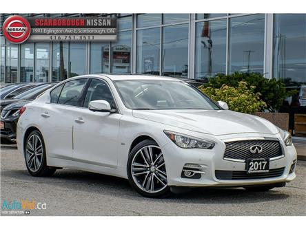 2017 Infiniti Q50 3.0T (Stk: P7549) in Scarborough - Image 2 of 27