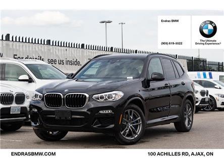 2019 BMW X3 xDrive30i (Stk: 35523) in Ajax - Image 1 of 22