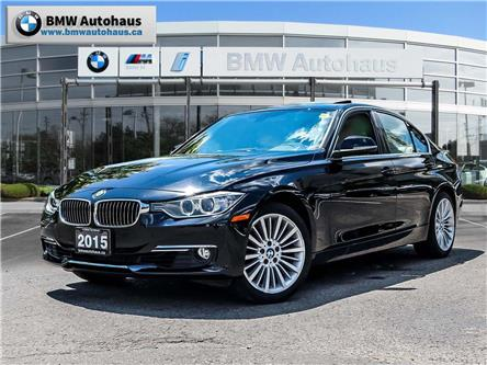 2015 BMW 328i xDrive (Stk: P8995) in Thornhill - Image 1 of 29
