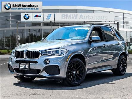 2018 BMW X5 xDrive35i (Stk: P9003) in Thornhill - Image 1 of 30