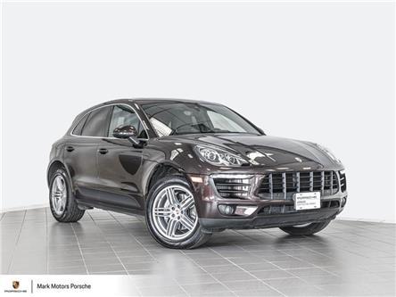 2018 Porsche Macan S (Stk: 62495) in Ottawa - Image 1 of 22