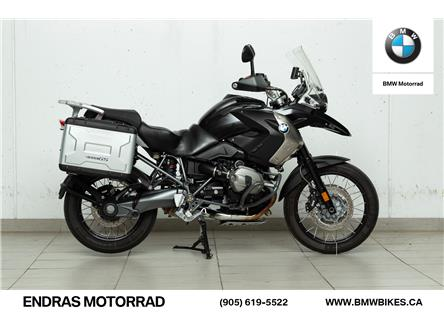 2012 BMW R1200GS  (Stk: 90929A) in Ajax - Image 1 of 8