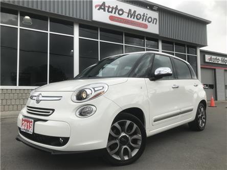 2015 Fiat 500L Lounge (Stk: 19767) in Chatham - Image 1 of 21