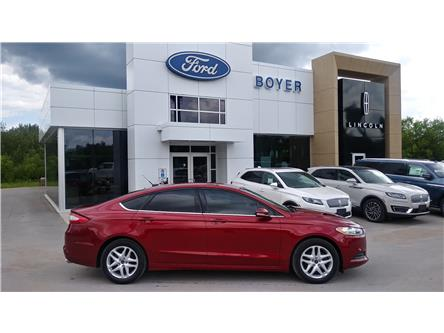 Used Ford Fusion for Sale in Bobcaygeon | Boyer Ford Lincoln