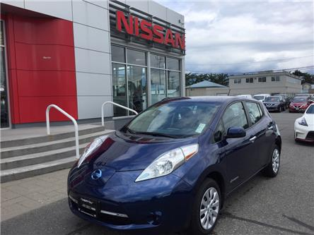 2017 Nissan LEAF S (Stk: N19-0088P) in Chilliwack - Image 1 of 17