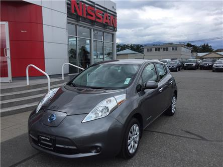 2016 Nissan LEAF S (Stk: N19-0073P) in Chilliwack - Image 1 of 16