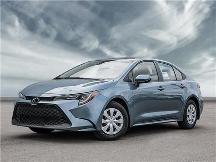 2020 Toyota Corolla XLE (Stk: 20CR052) in Georgetown - Image 1 of 23
