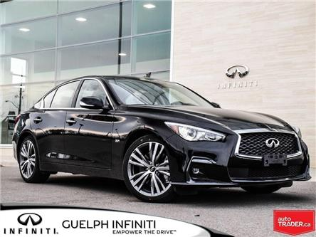 2019 Infiniti Q50 3.0T Sport (Stk: I6813) in Guelph - Image 1 of 24