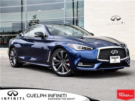 2019 Infiniti Q60 3.0t Red Sport 400 (Stk: I6888) in Guelph - Image 1 of 24