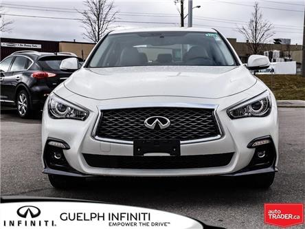 2019 Infiniti Q50 3.0t Signature Edition (Stk: I6914) in Guelph - Image 2 of 24