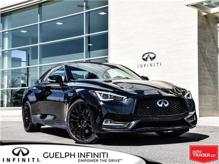 2019 Infiniti Q60 3.0t I-LINE RED SPORT (Stk: I6928) in Guelph - Image 1 of 22
