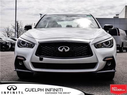 2019 Infiniti Q50 3.0t I-LINE RED SPORT (Stk: I6940) in Guelph - Image 2 of 22