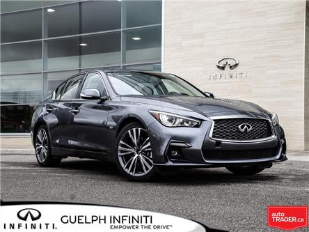 2019 Infiniti Q50 3.0t Signature Edition (Stk: I6951) in Guelph - Image 1 of 24