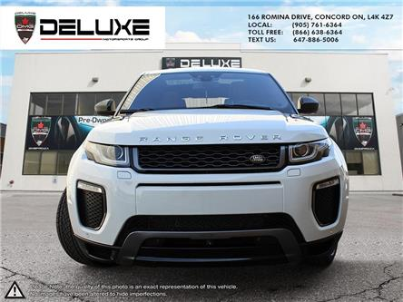 2016 Land Rover Range Rover Evoque HSE DYNAMIC (Stk: D0611) in Concord - Image 2 of 30