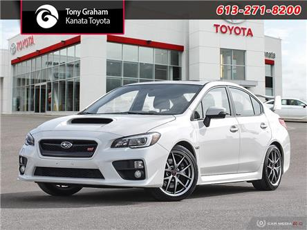 2016 Subaru WRX STI Sport-tech Package (Stk: B2870) in Ottawa - Image 1 of 28