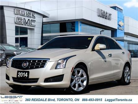 2014 Cadillac ATS 2.0L Turbo (Stk: T11593) in Etobicoke - Image 1 of 26
