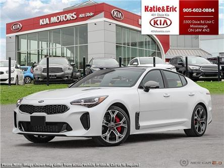2019 Kia Stinger GT Limited (Stk: SG19013) in Mississauga - Image 1 of 24