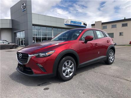 2019 Mazda CX-3 GX (Stk: 19T011) in Kingston - Image 2 of 15