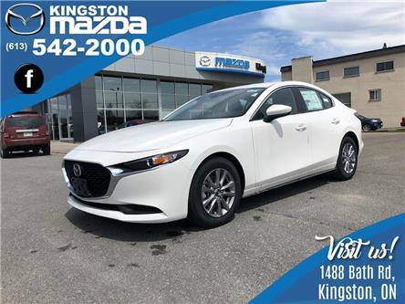 2019 Mazda Mazda3 GS (Stk: 19C037) in Kingston - Image 1 of 16