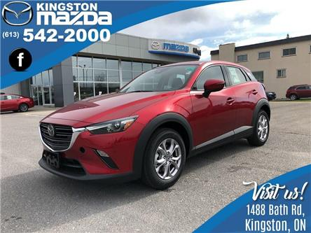 2019 Mazda CX-3 GS (Stk: 19T105) in Kingston - Image 1 of 16