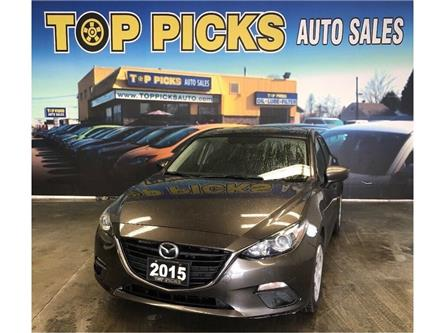 2015 Mazda Mazda3 GX (Stk: 201404) in NORTH BAY - Image 1 of 24