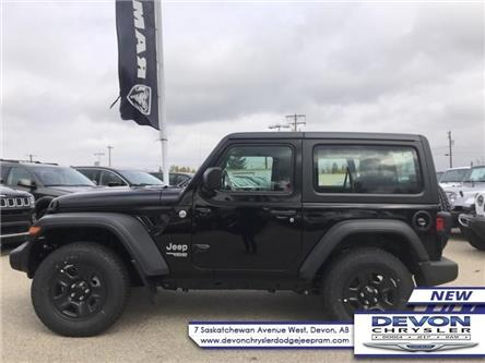 2018 Jeep Wrangler 24B (Stk: X18WR9739) in Devon - Image 1 of 20