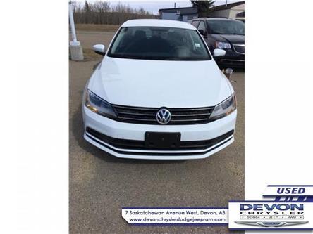 2015 Volkswagen Jetta 1.8 TSI Trendline+ (Stk: PW0384) in Devon - Image 2 of 11