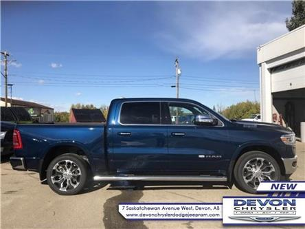 2019 RAM 1500 25K Longhorn (Stk: 19R19282) in Devon - Image 1 of 23