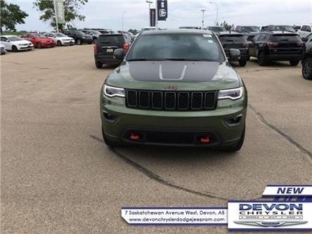 2019 Jeep Grand Cherokee 2BJ (Stk: 19GH4686) in Devon - Image 2 of 15